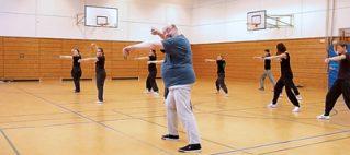 Lehrgang mit Sifu Friedhelm Tippner – Ying Men Schule Neuss  e.V.